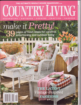 Country Living~June 2007