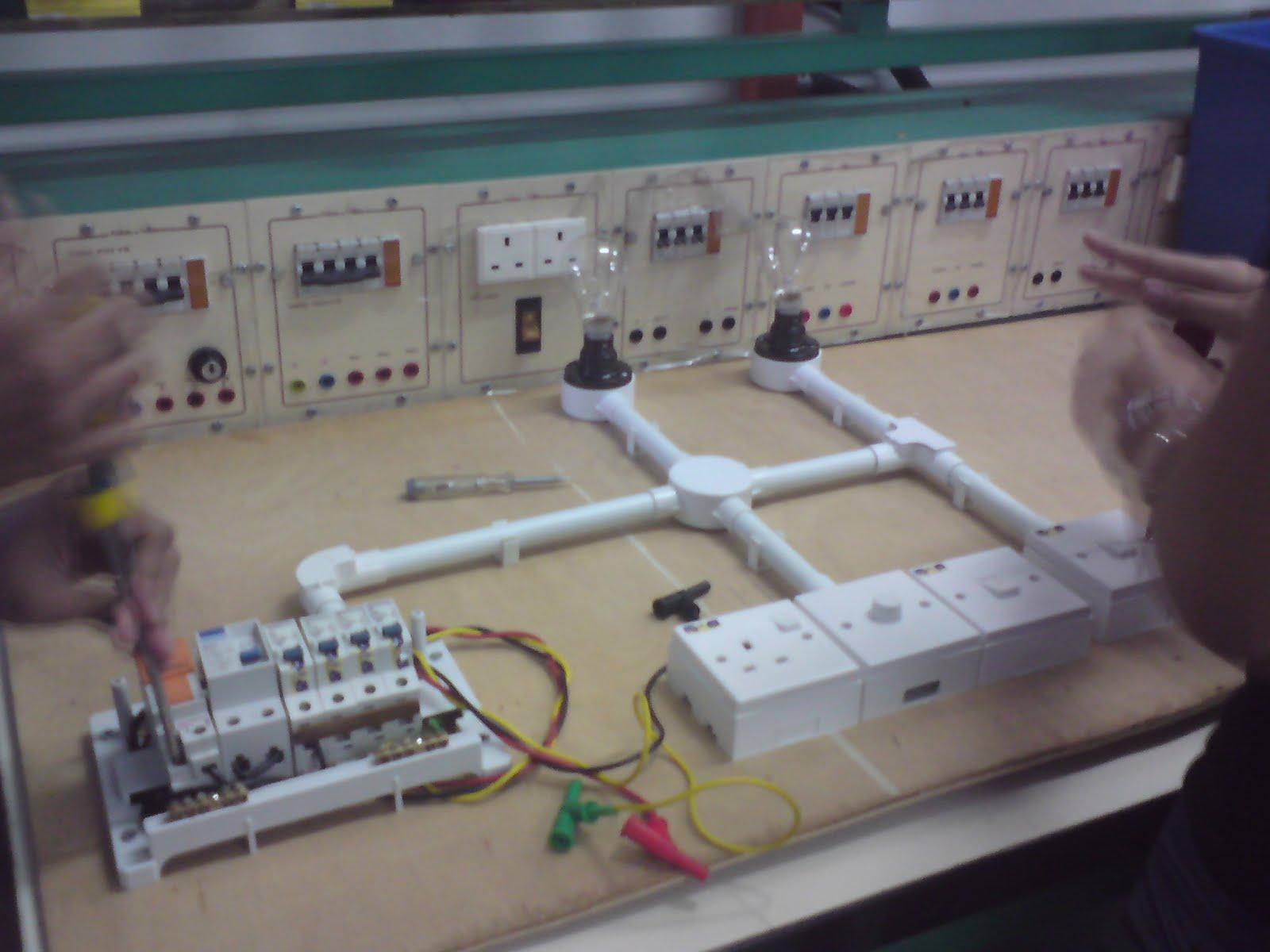 Superb Cara Wiring Lampu Rumah Go Wiring Diagram Wiring 101 Orsalhahutechinfo