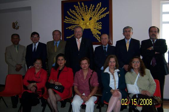 Unión de Jubilados del Banco Central del Ecuador
