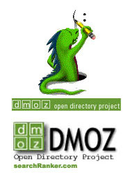 DMOZ and aquarium, aquatics, pond listings