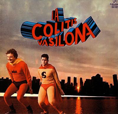 LA COLITIS VASILONA - LA COLITIS VASILONA (1979)
