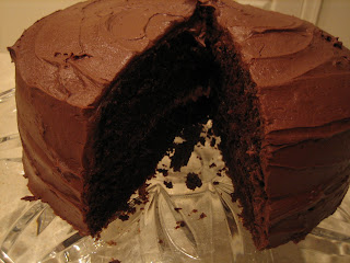 Hershey S Perfectly Chocolate Cake Brown Eyed Baker