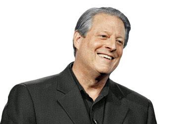 Al Gore by FREDERICK M. BROWN - GETTY