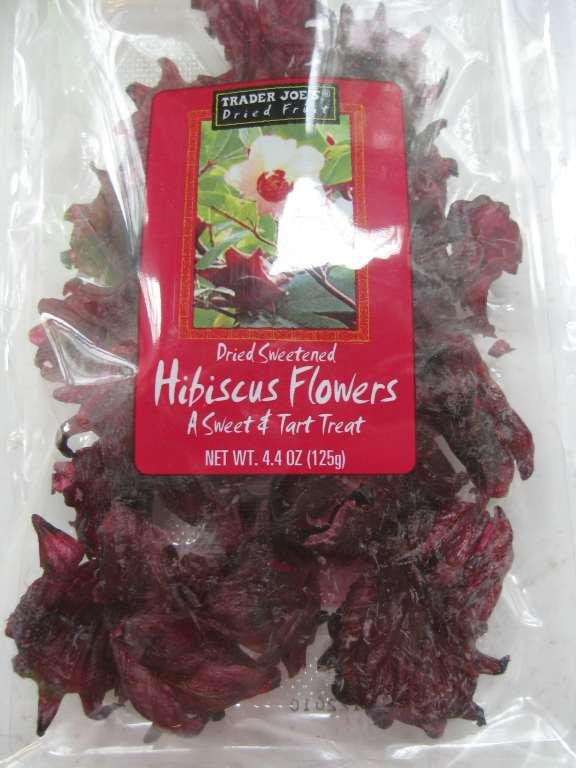 Exotic Eating Edible Hibiscus Flowers