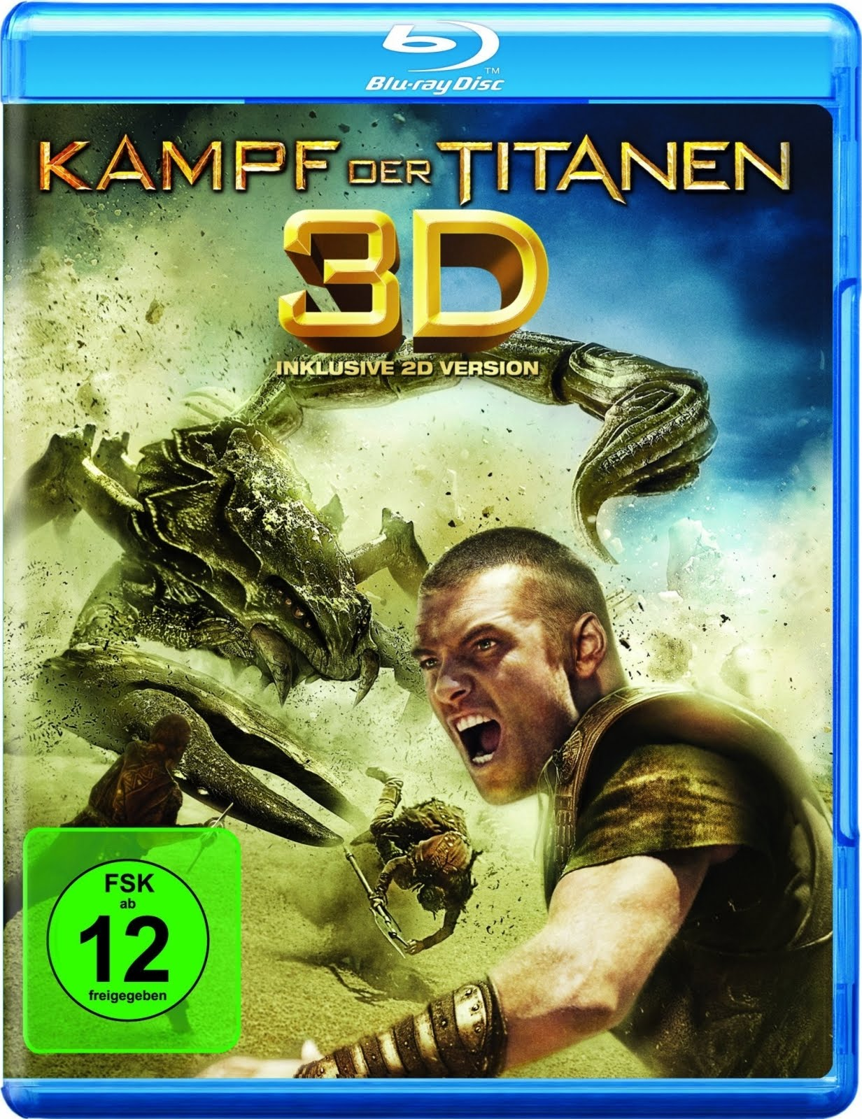 Bluray 3d movie : Red lobster card
