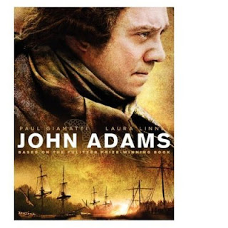 John Adams DVD Cover