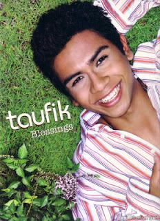 Taufik Batisah - Blessings