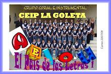 Grupo coral e instrumental del c e i p la goleta for El cuarto de tula letra