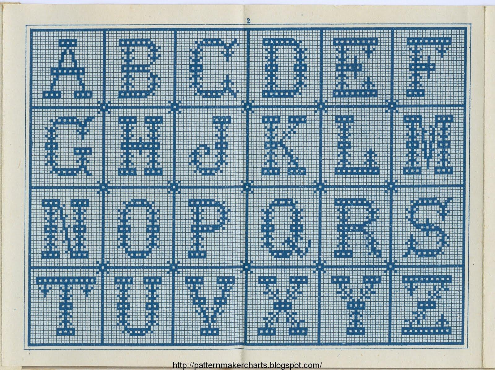 Free easy cross pattern maker pcstitch charts free historic old pattern books sajou no 108 - Sticken vorlagen kostenlos ...