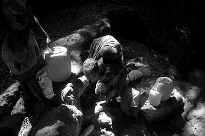 Grutas de Codzo, MOçambique, 2007