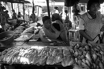 Mercado do Peixe, Maputo, 2008