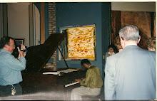 Concierto en casa del pintor Perez Celiz