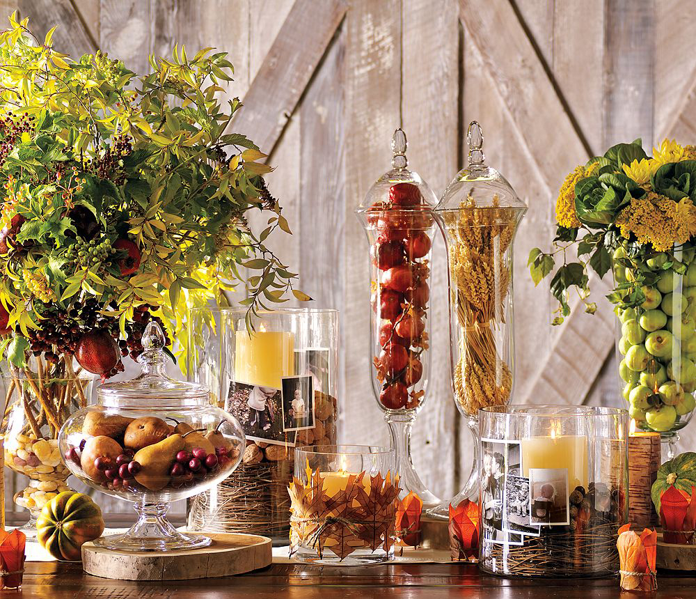 urban island ideas for thanksgiving tablescapes