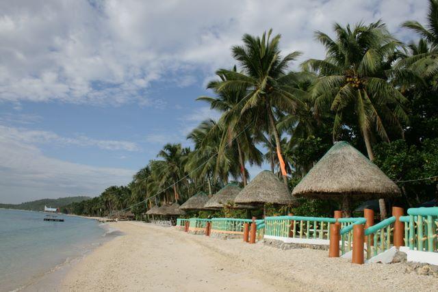 Haven Of Fun Beach Resort In San Antonio N Samar