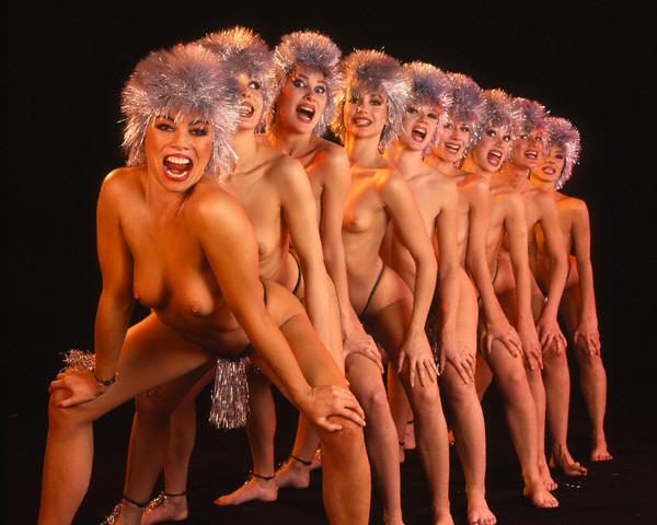 Crazy Nudity 121