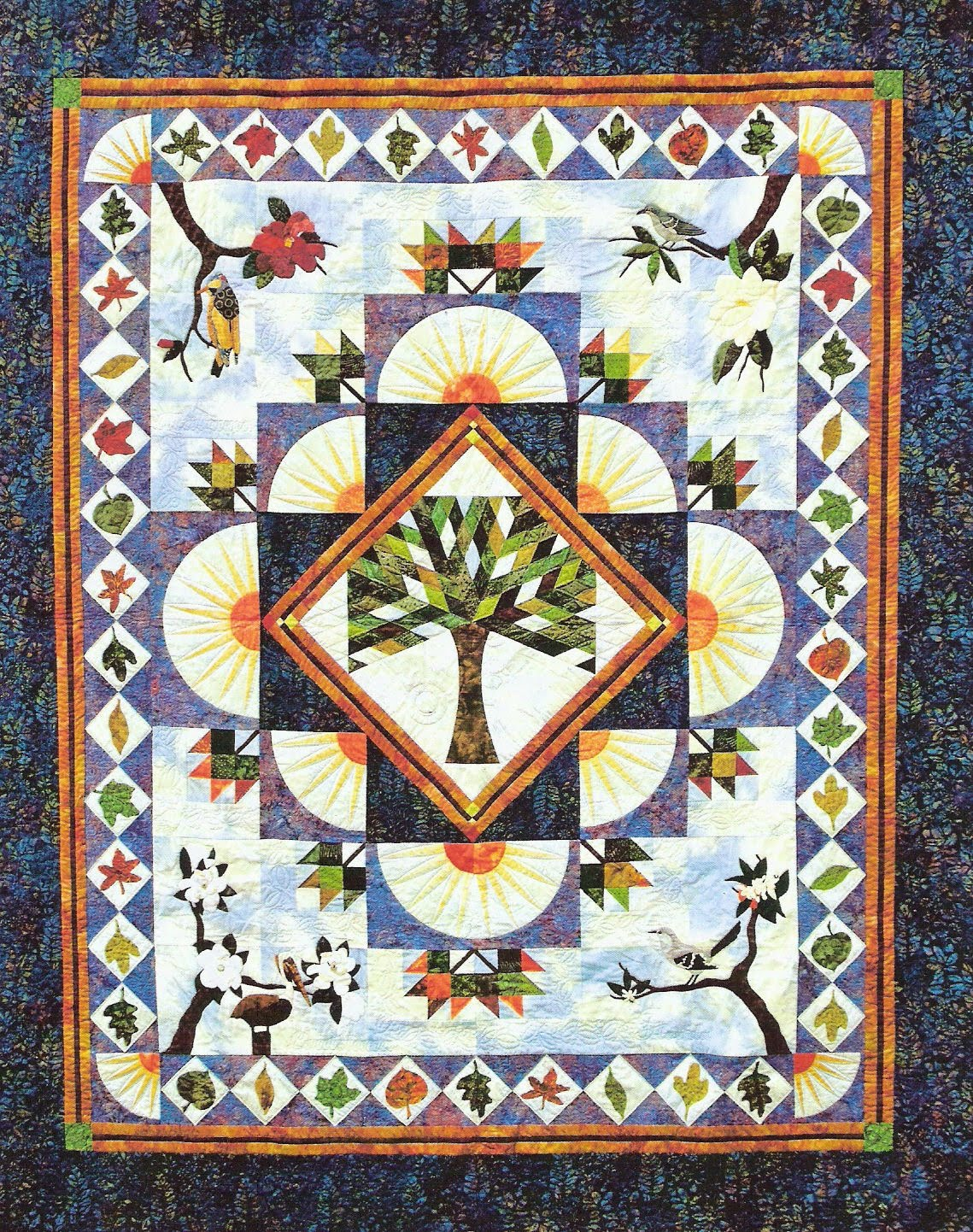 Quilt Inspiration Treasures Of The Gulf States