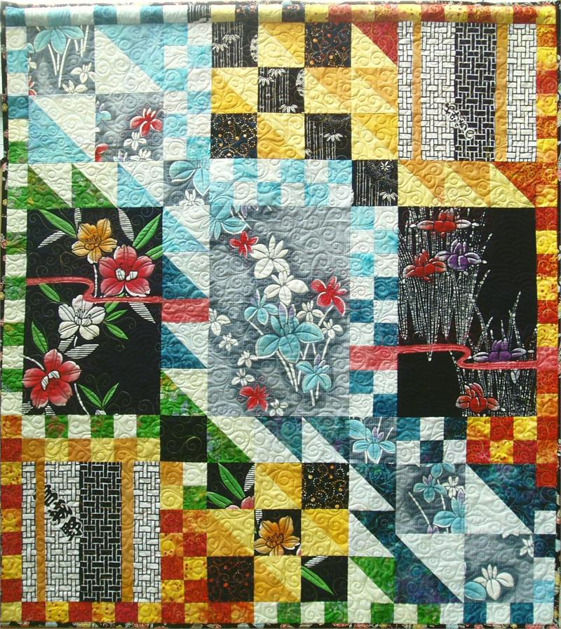 Japanese Quilt Patterns