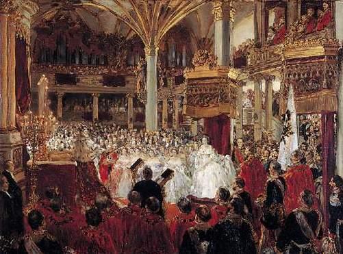 [Adolf_Menzel_-_Krönung_König_Wilhelms_I._in_Königsberg_im_Jahre_1861]