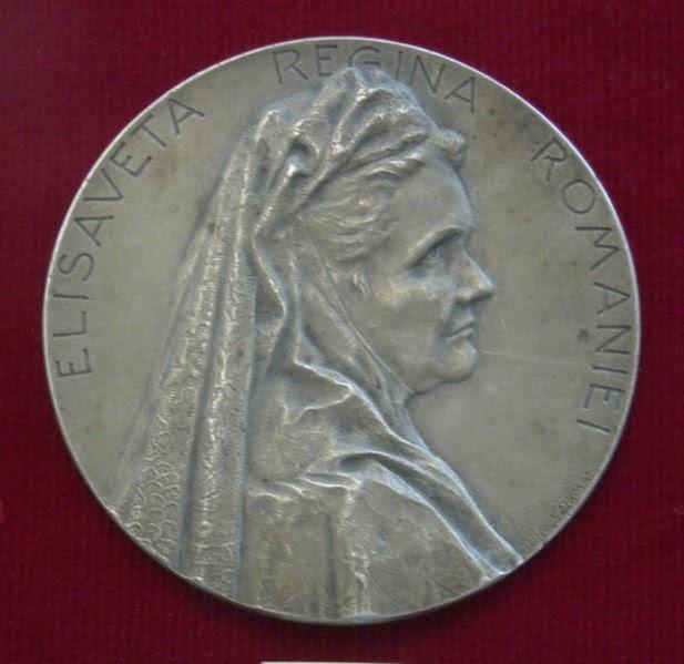 Royal portraits queen elizabeth of romania