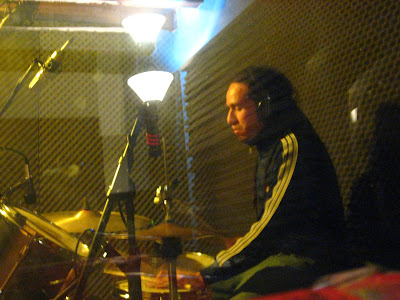 Kinky mature italian drummer