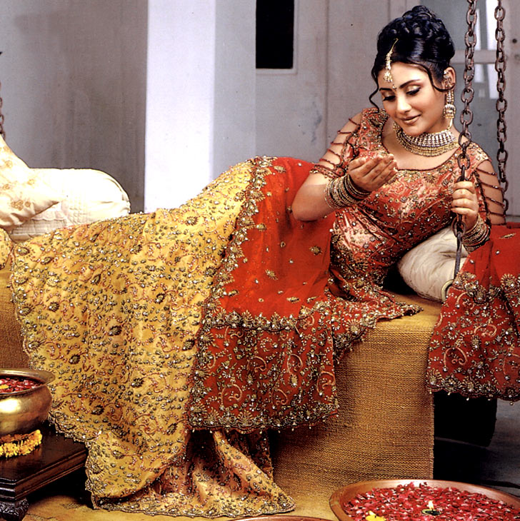 Pakistani Bridal Dress: Top Fashion Blog