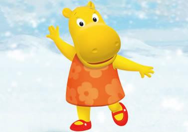 what is shaniqua on the backyardigans
