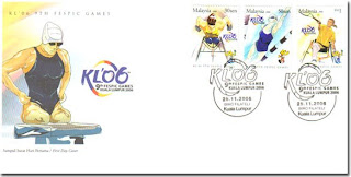 FESPIC First Day Cover