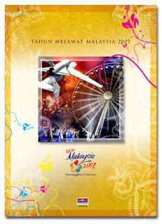 Visit Malaysia Year Folder