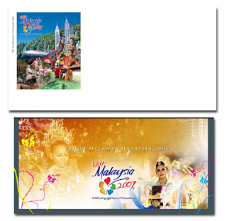 Visit Malaysia Year Presentation Pack