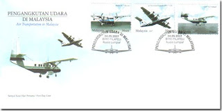 Air Transportation First Day Cover