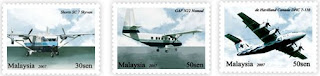 Air Transportation Stamps