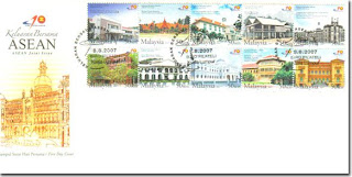 ASEAN Joint First Day Cover