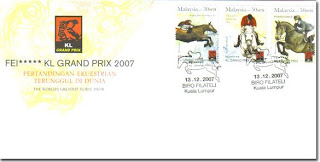 KL Grand Prix First Day Cover