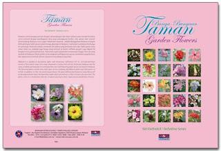 Garden Flowers Folder