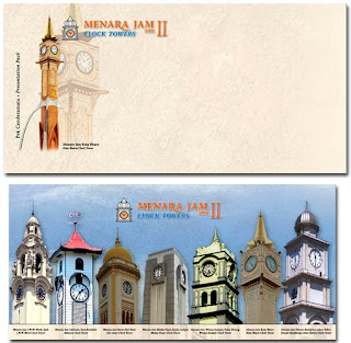 Clock Towers Presentation Pack