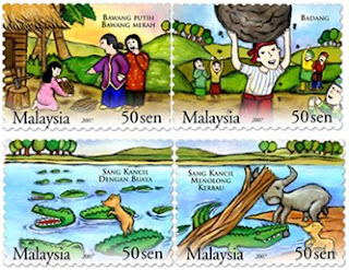 Folk Tales Stamps