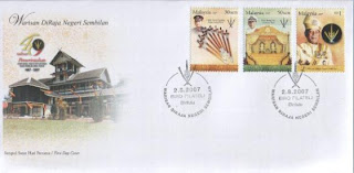 Royal Heritage First Day Cover