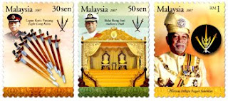Royal Heritage Stamps