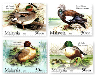 Wild Duck Stamps
