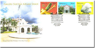 Sultan Azlan Shah First Day Cover