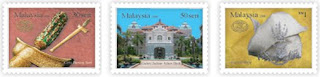 Sultan Azlan Shah Stamps