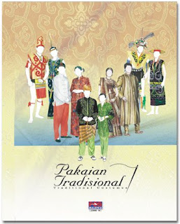 Traditional Costumes Folder
