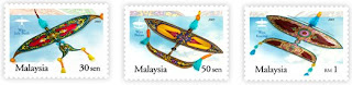 Traditional Kites Stamps