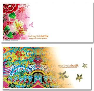 Malaysia Batik Presentation Pack