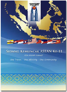 11th ASEAN Summit Folder