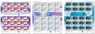 11 th ASEAN Summit Stamps Sheet