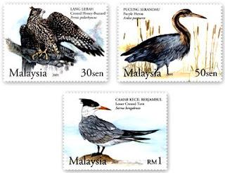 Migratory Birds Stamps