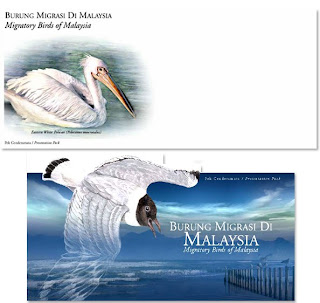 Migratory Birds Presentation Pack