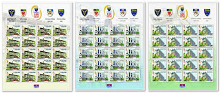University Malaya Stamps Sheet