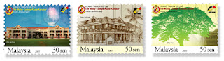 100 Years of MCKK Stamps